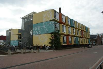 Afbeelding studentenkamers, Amersfoort