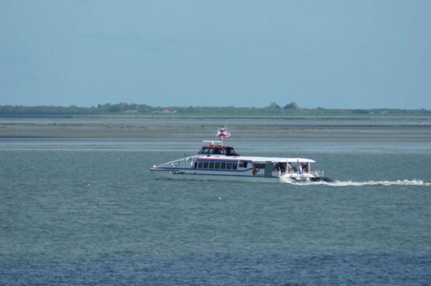 Afbeelding veerboot Lauwersoog