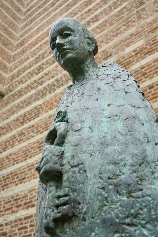 Paus Adrianus VI (1522-1523) is een aantal jaren pastoor geweest in Goedereede