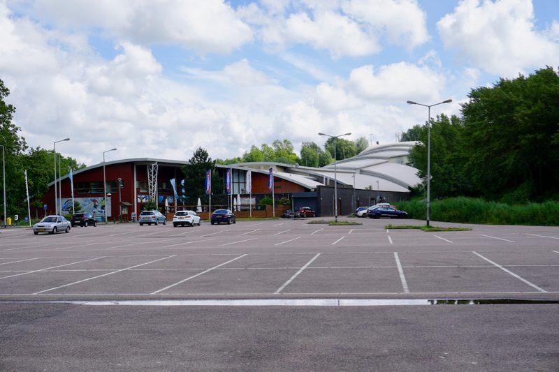 Snow-planet voor indoor skiën in Velsen-Zuid