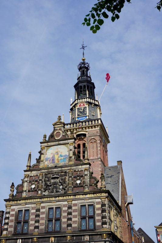 De kaaswaag van Alkmaar