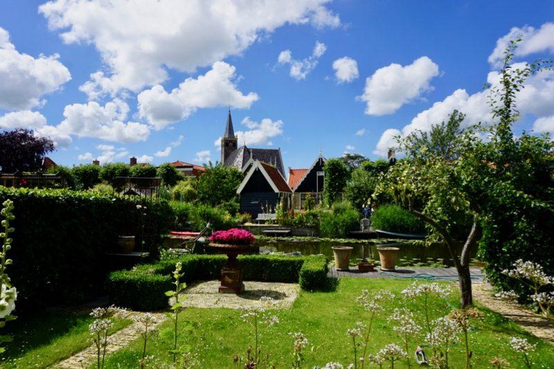 Het dorpje Kolhorn
