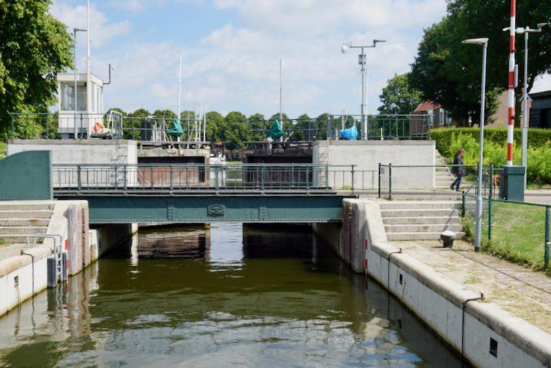 Westerhavensluis in Medemblik