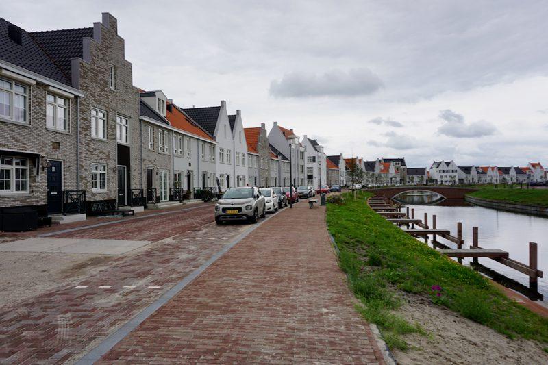 Nieuwe woonwijk in Waterfront Harderwijk