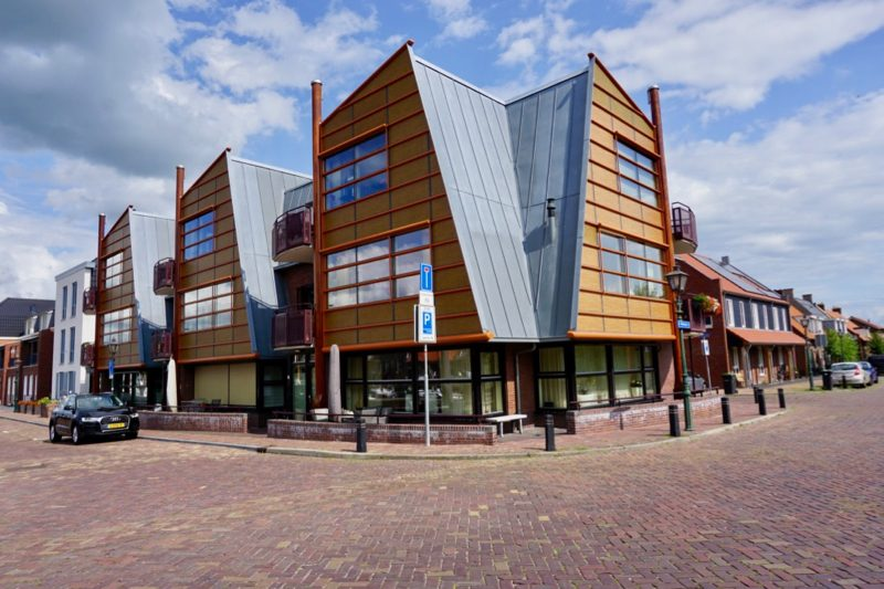 Bijzondere nautische bouwstijl in Spakenburg