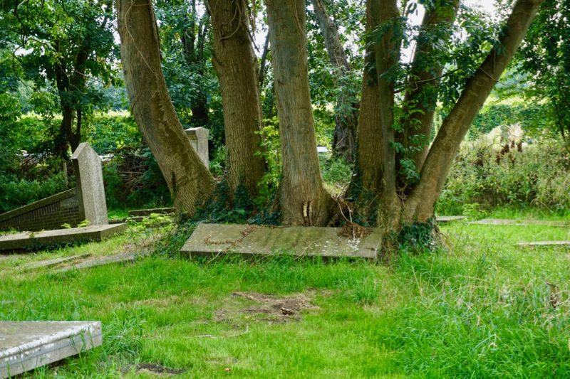 De Joodse Begraafplaats in Ouderkerk aan de Amstel
