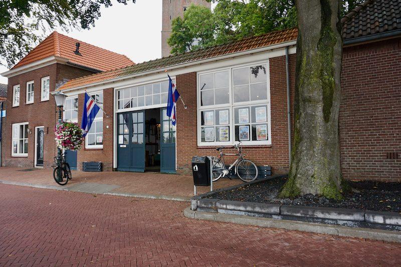 'De Werkplaats' aan de kade in Hasselt