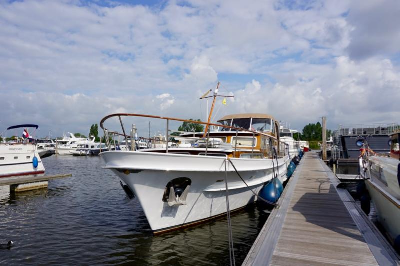 De IJsseldelta Marina te Hattem