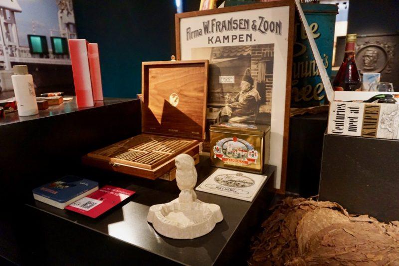 Producten uit Kampen in het Stedelijk Museum van Kampen