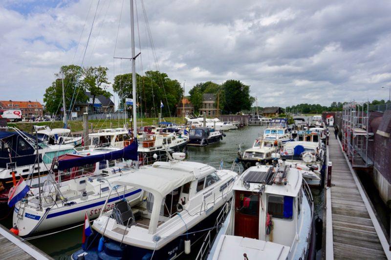 Een stampvolle Buitenhaven in Kampen