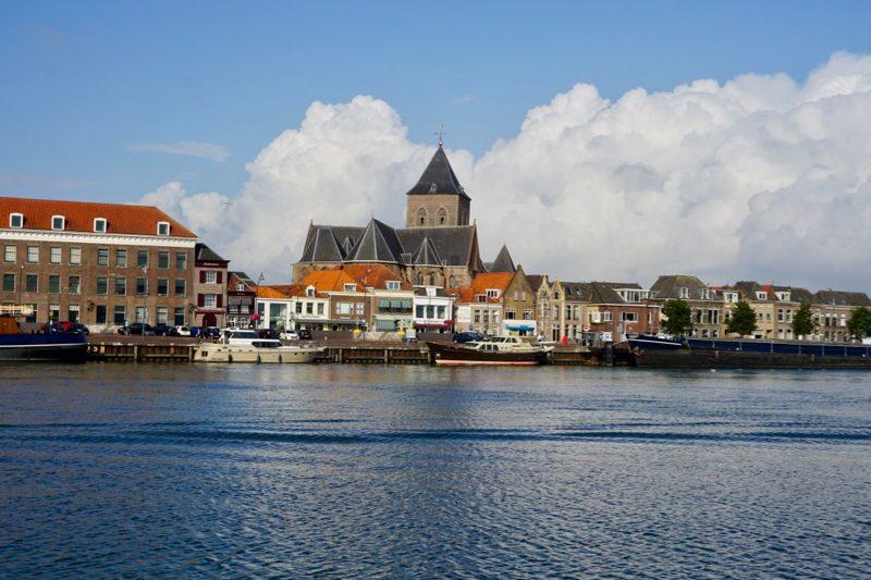 De O.L.Vrouwe- of Buitenkerk in Kampen